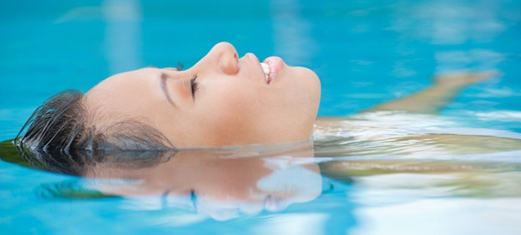 ¿Cómo es una sesión de hidroterapia?
