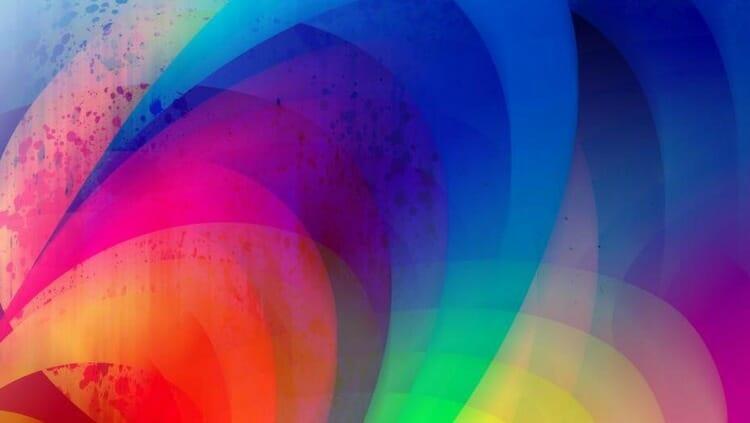 Cromoterapia: significado de los colores