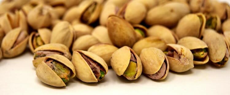 Beneficios del pistacho para la salud