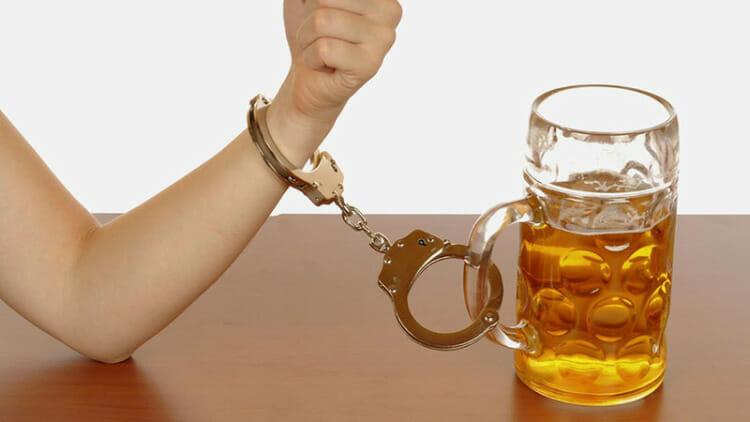 Consecuencias psicológicas del alcoholismo