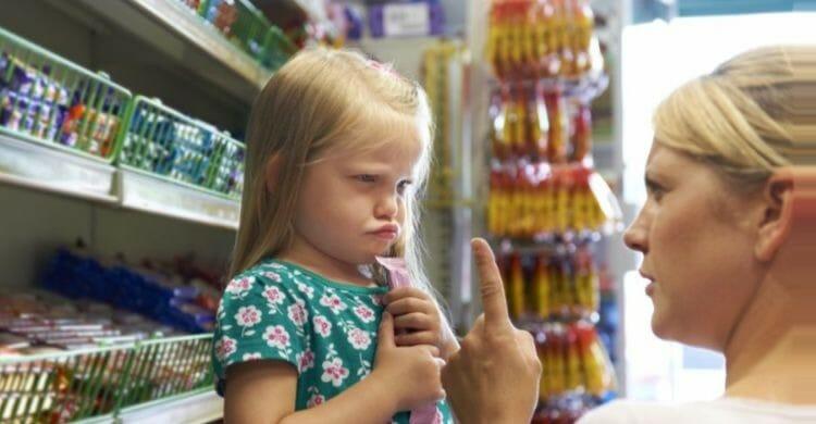 Educar a niños desobedientes