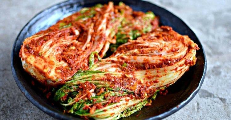 Kimchi: dieta coreana