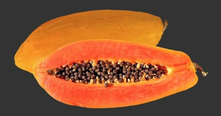 Propiedades nutricionales de la papaya