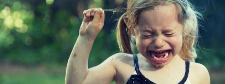 Rabietas: porqué ocurren y cómo prevenirlas
