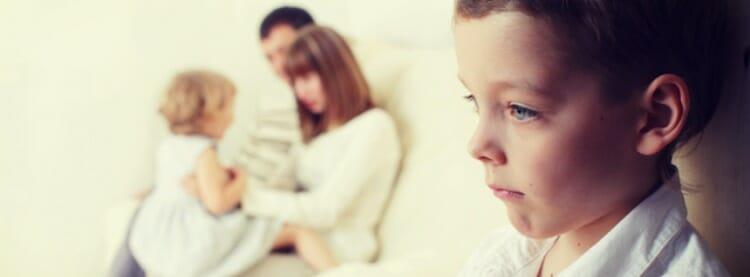 Síndrome del hijo del medio