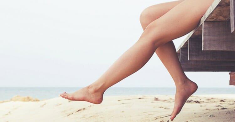 Tips para lucir unas piernas bonitas en verano