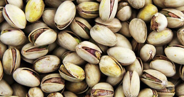 Vitaminas del pistacho