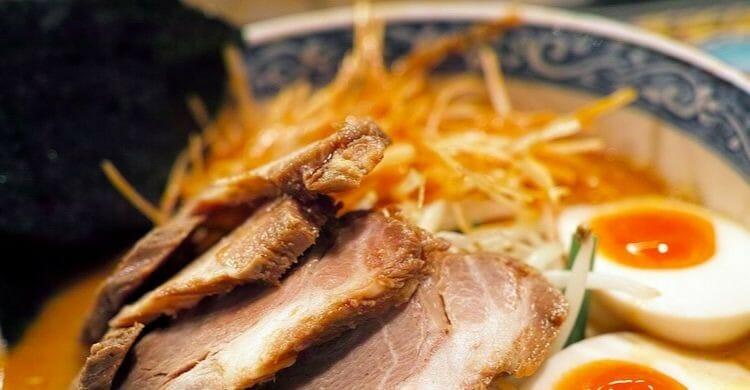 Caracerísticas de la dieta japonesa