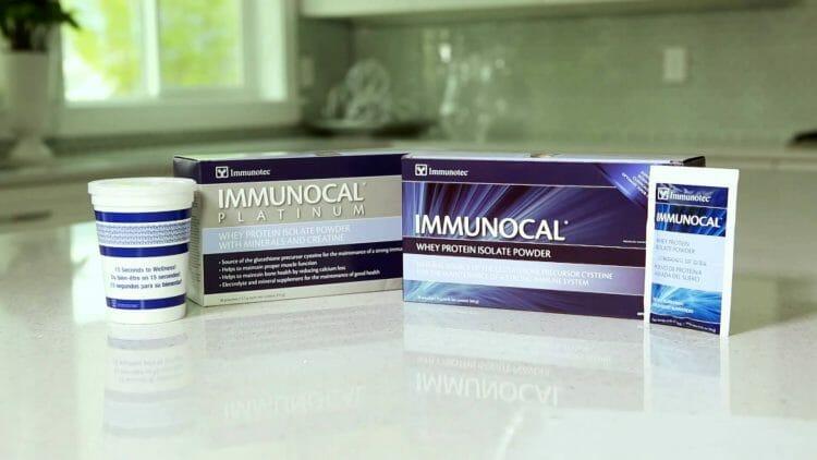 ¿realmente funciona el immunocal platinum?