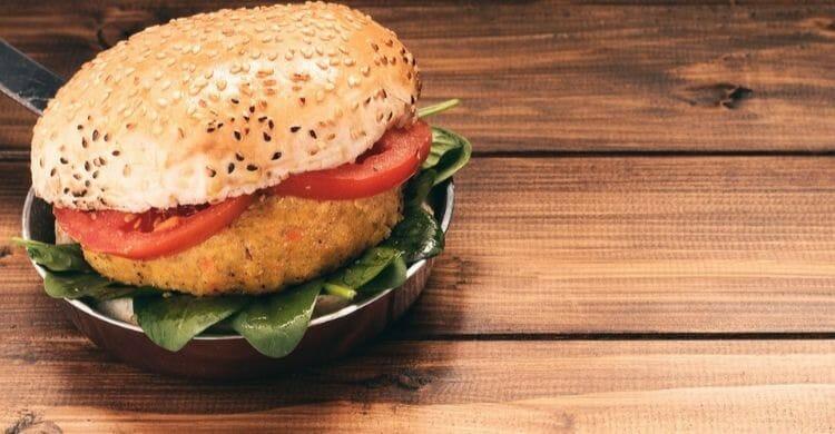 Recetas hamburguesas vegetarianas