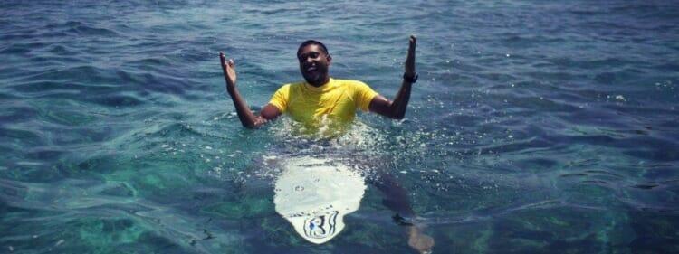 Surf como terapia de TEPT
