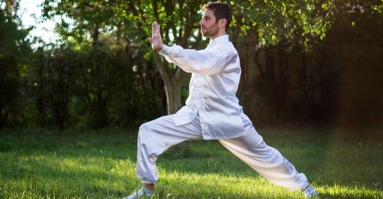 El tai chi te ayudará a aliviar los síntomas del estrés