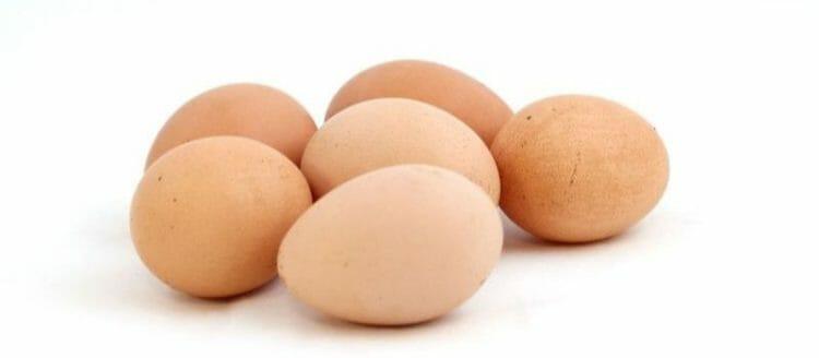 Los huevos son una fuente de vitamina D