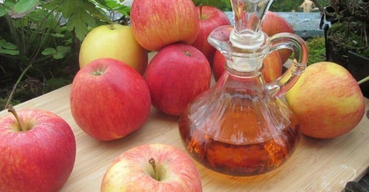 Vinagre de manzana y cuidado del cabello