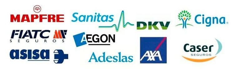 Mejores seguros médicos en España