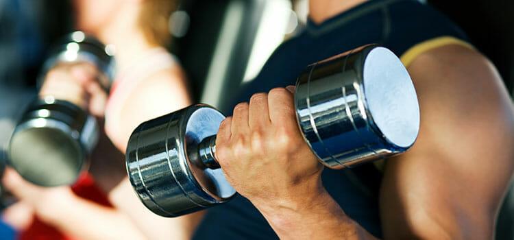 Ornitina y musculatura