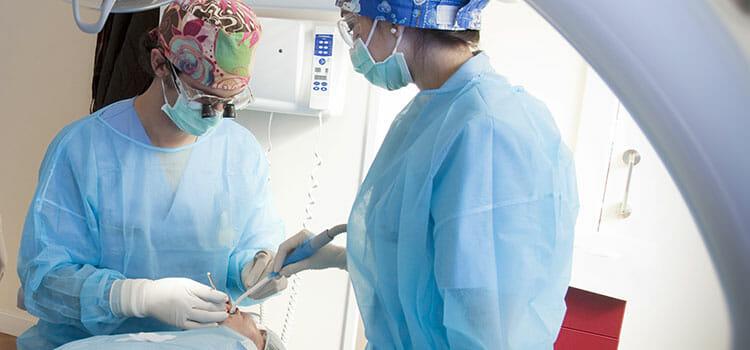 Operación ginecomastia