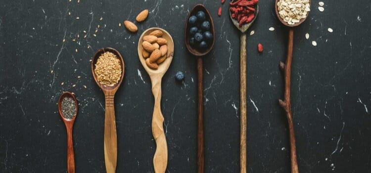 Alimentos que contienen vitamina B17 o bitamina b17