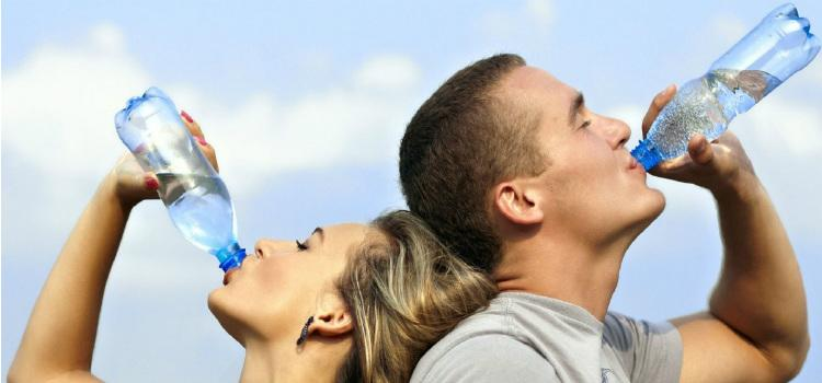 Beber agua para la Esclerodermia