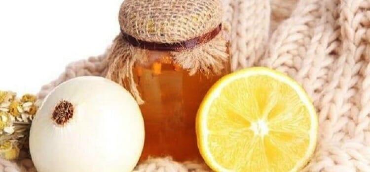 Cebolla y miel para recuperar la voz
