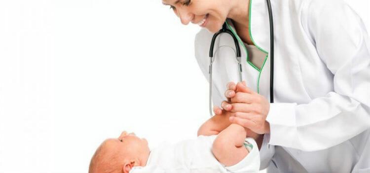 Espina bífida en bebés
