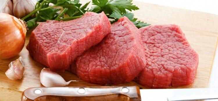 Carne como fuente de parásitos intestinales