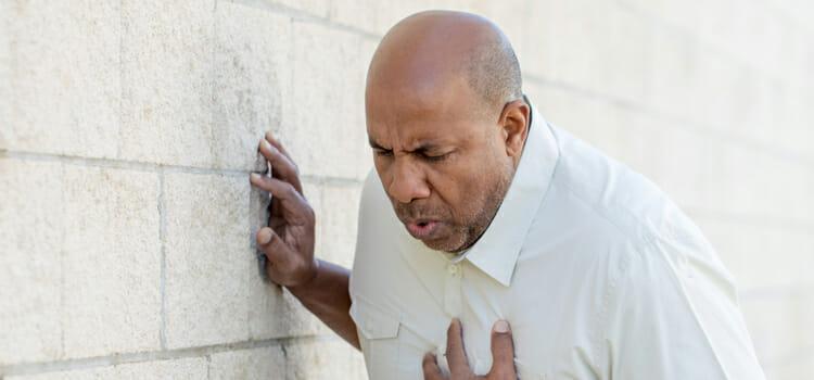 Enfermedades del sistema circulatorio: infarto