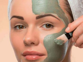 Tipos de arcilla para la cara