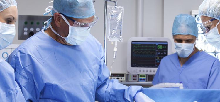 Cirugía para el cáncer de próstata