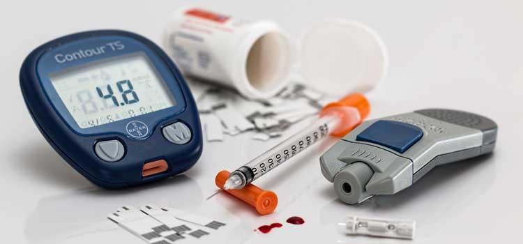 Medir la glucemia
