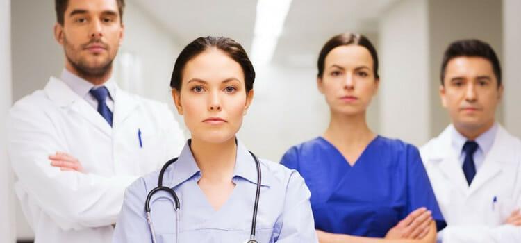 Médicos en Coruña