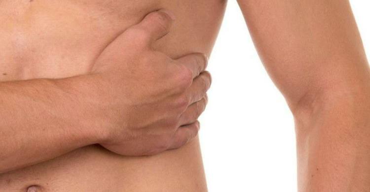 Causas de dolor en el costado izquierdo