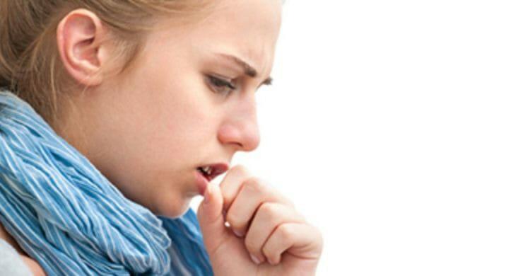 Causas de la tos seca