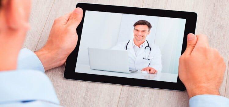 Consultas médicas online