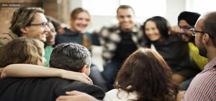 Crear relaciones interpersonales