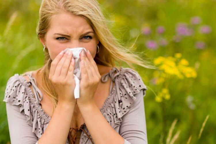 Diferenciar alergia y Covid 19